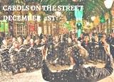 Carols on the Street - 1st December 2019