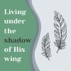 Living under the shadow of his wing