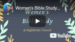 Womens Bible Study Video