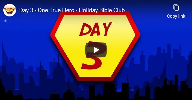 Holiday Club Day 3