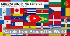 Carols from around the world 2020 11:30am