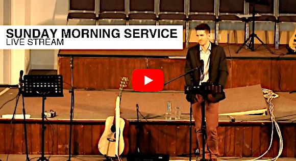 Morning Service - Live Stream