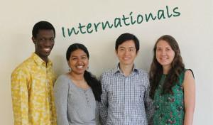 Internationals