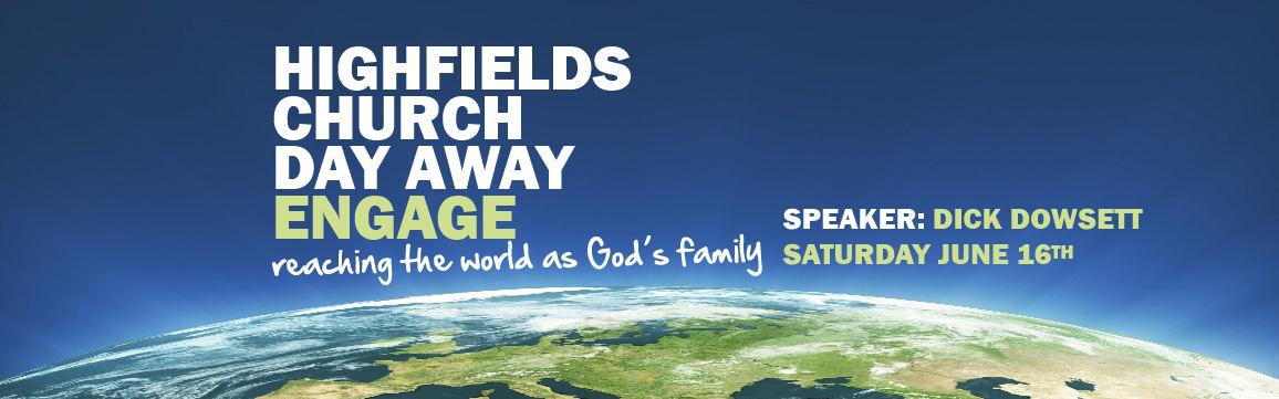 Engage - Church Day Away