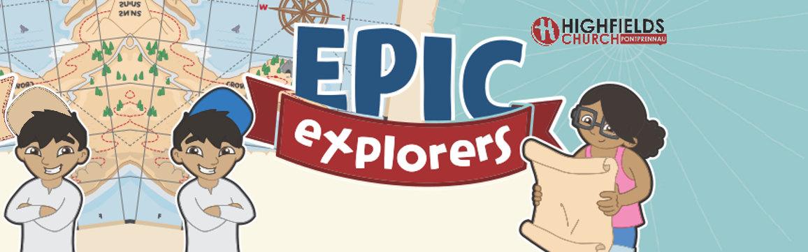 Epic Explorers Holiday Club