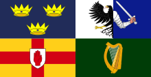 By Caomhan27 - All flags are based on 1651 provincial arms, CC BY-SA 3.0, https://commons.wikimedia.org/w/index.php?curid=30351838