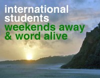 Word alive and Weekend away