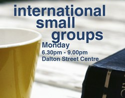 International small groups