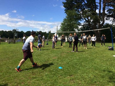 Student Volleyball - Weekend Away