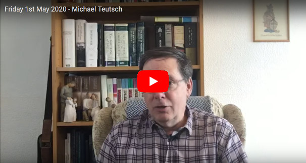 Daily Devotional Michael Teutsch