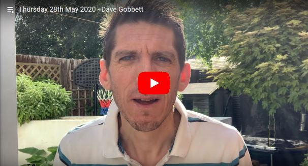Daily Devotional Dave Gobbett
