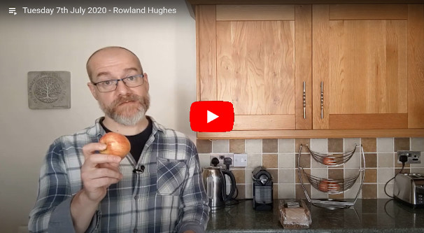 Daily Devotional Rowland Hughes