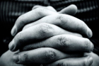 Prayer hands