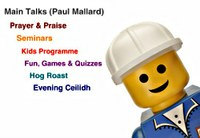 Highfields Church Day Away 2015 - Building God's Community - Saturday April 18th