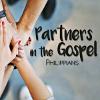 Partners in the gospel - Studies in Philippians